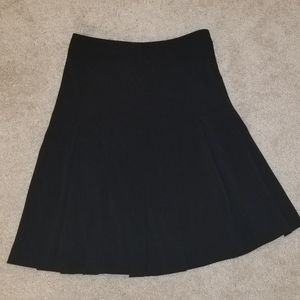 Vintage Thick Pleated Skirt